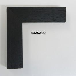 Marco madera negro
