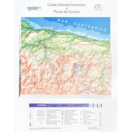 Costa oriental asturiana y Picos de Europa