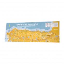 Camino de Santiago ilustrado